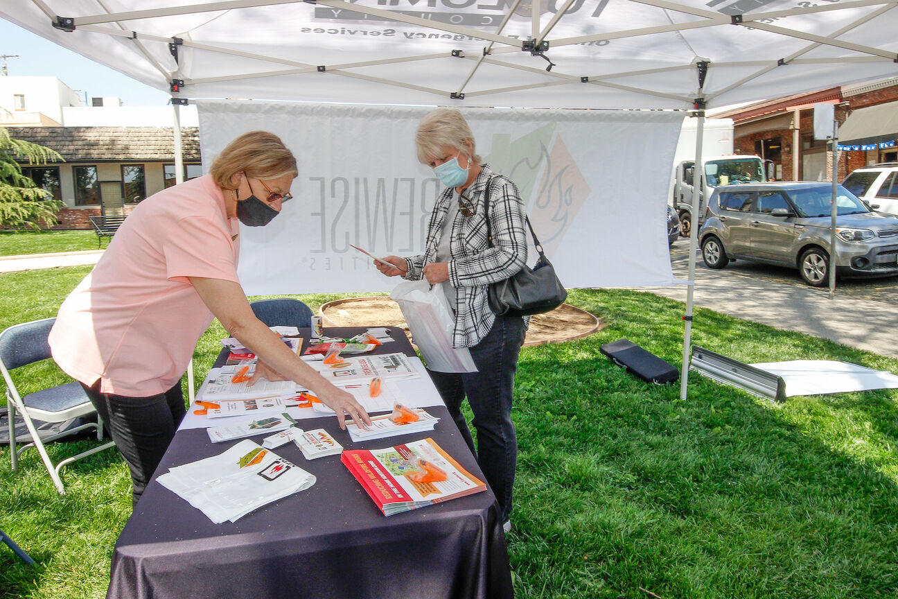 Tuolumne County promotes expansion of neighborhood fire safety councils