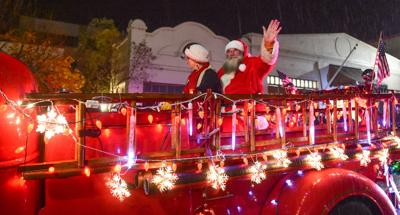 Sonora Christmas parade, visits with Santa nixed for 2020 | News