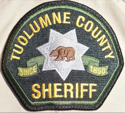 Tuolumne County Sheriff badge