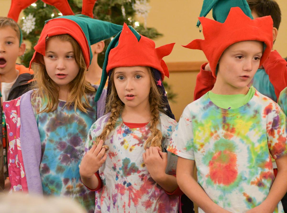 Columbia Carolers at Skyline Place
