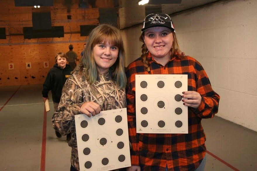 Junior shooters