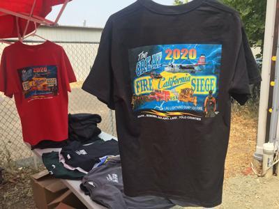 Wildfire shirts