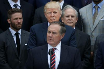 Belichick & Trump