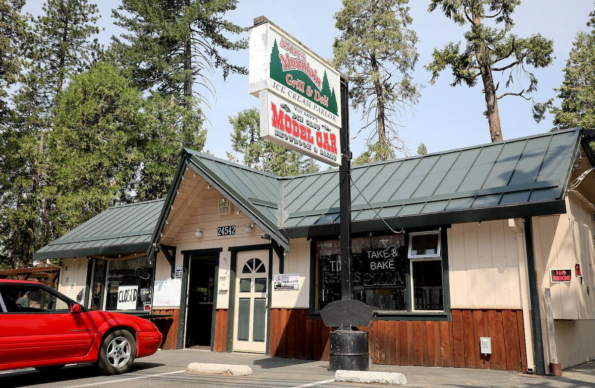 Andy's Mountain Grill & Deli