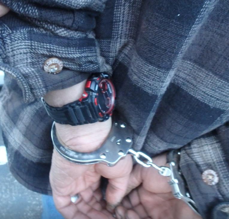 Burglary arrest