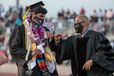 Los Angeles graduation