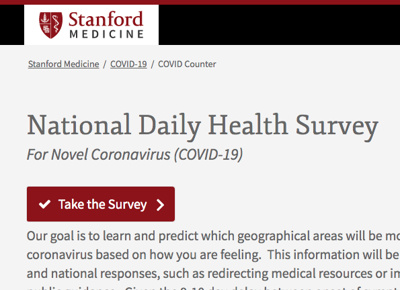 Stanford medical survey