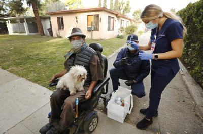 Homebound vaccines