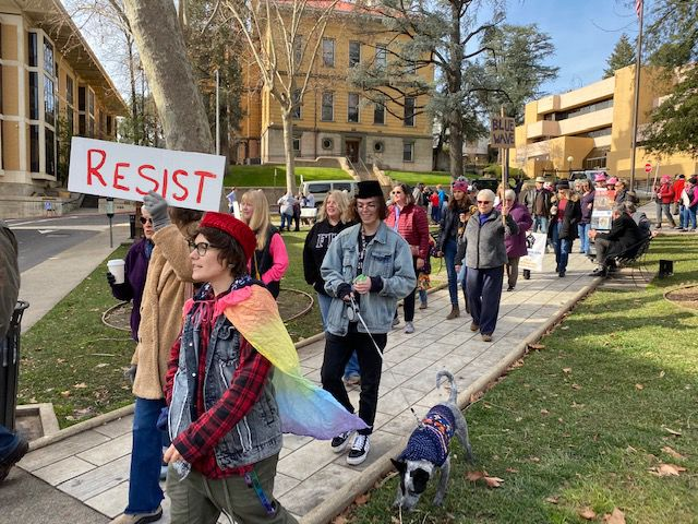 2020 Women's March and Rally