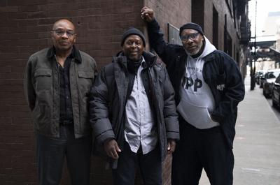 Formerly incarcerated men