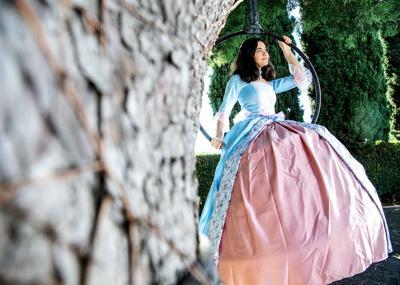 Social distancing dress