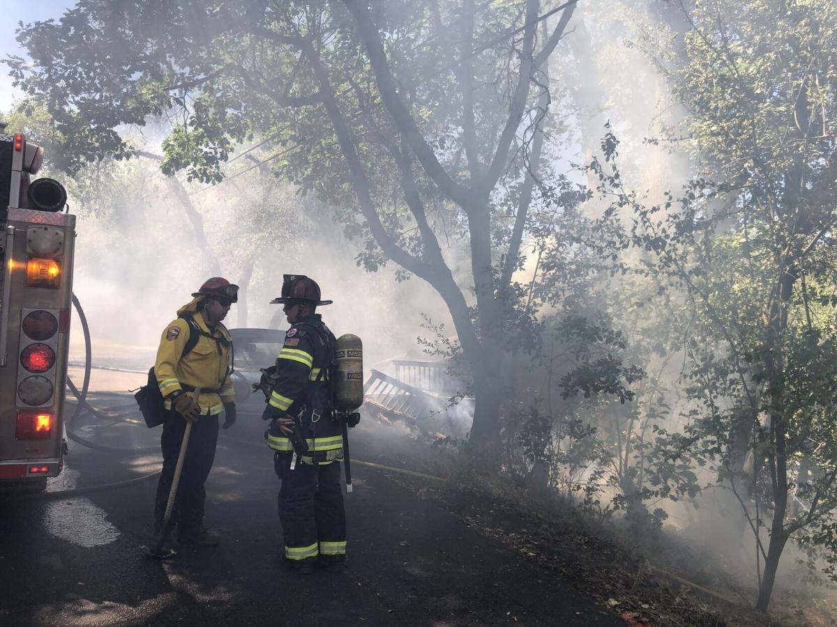 Sonora fire