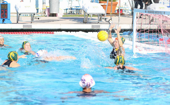 Sonora water polo section final