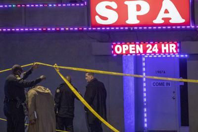 Atlanta spa shootings
