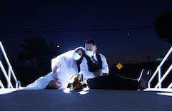 US-NEWS-FAM-CORONAVIRUS-WEDDINGS-LA