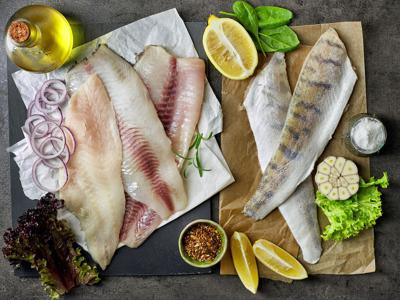 Seafood nutrition