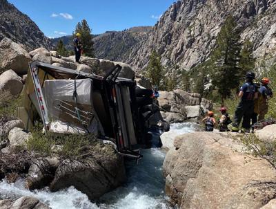 Sonora Pass crash