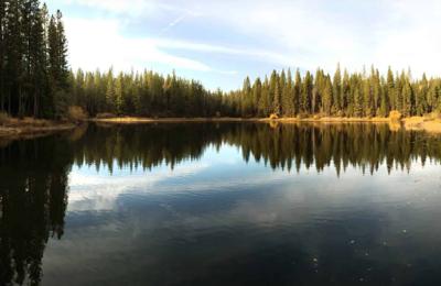 Hunters Reservoir