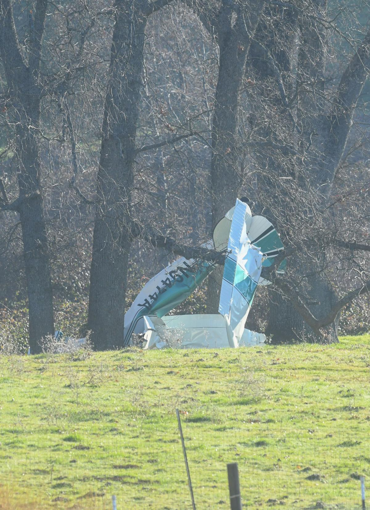 Plane crashes in Columbia, kills two