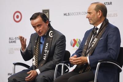 MLS commissioner