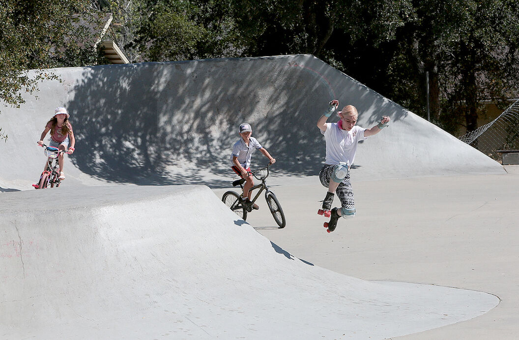 Sonora Skate Park