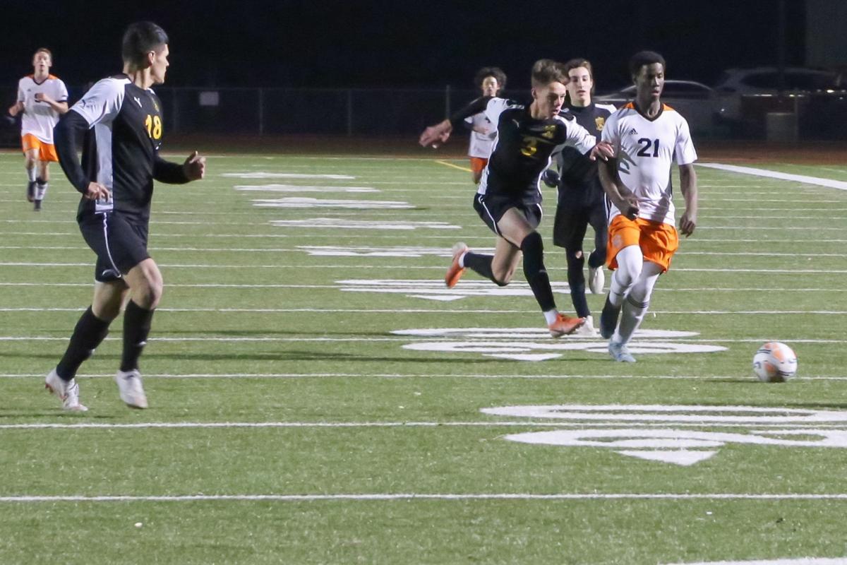 Sonora vs. Summerville boys soccer