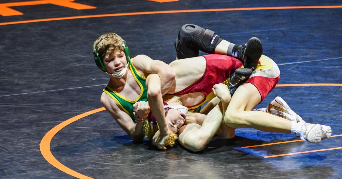 Mother Lode League wrestling tournament