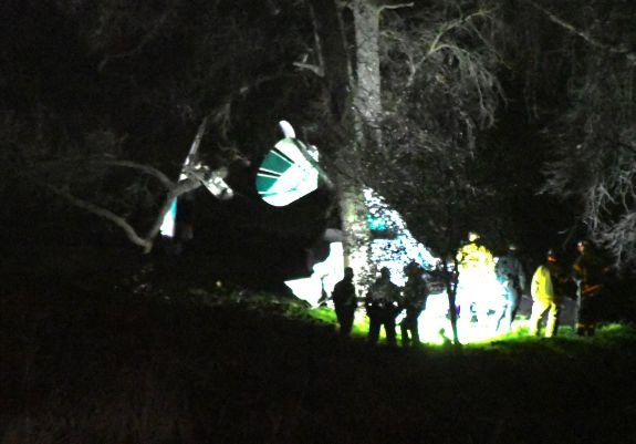 Sonora plane crash