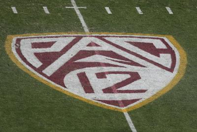 Pac-12 field logo