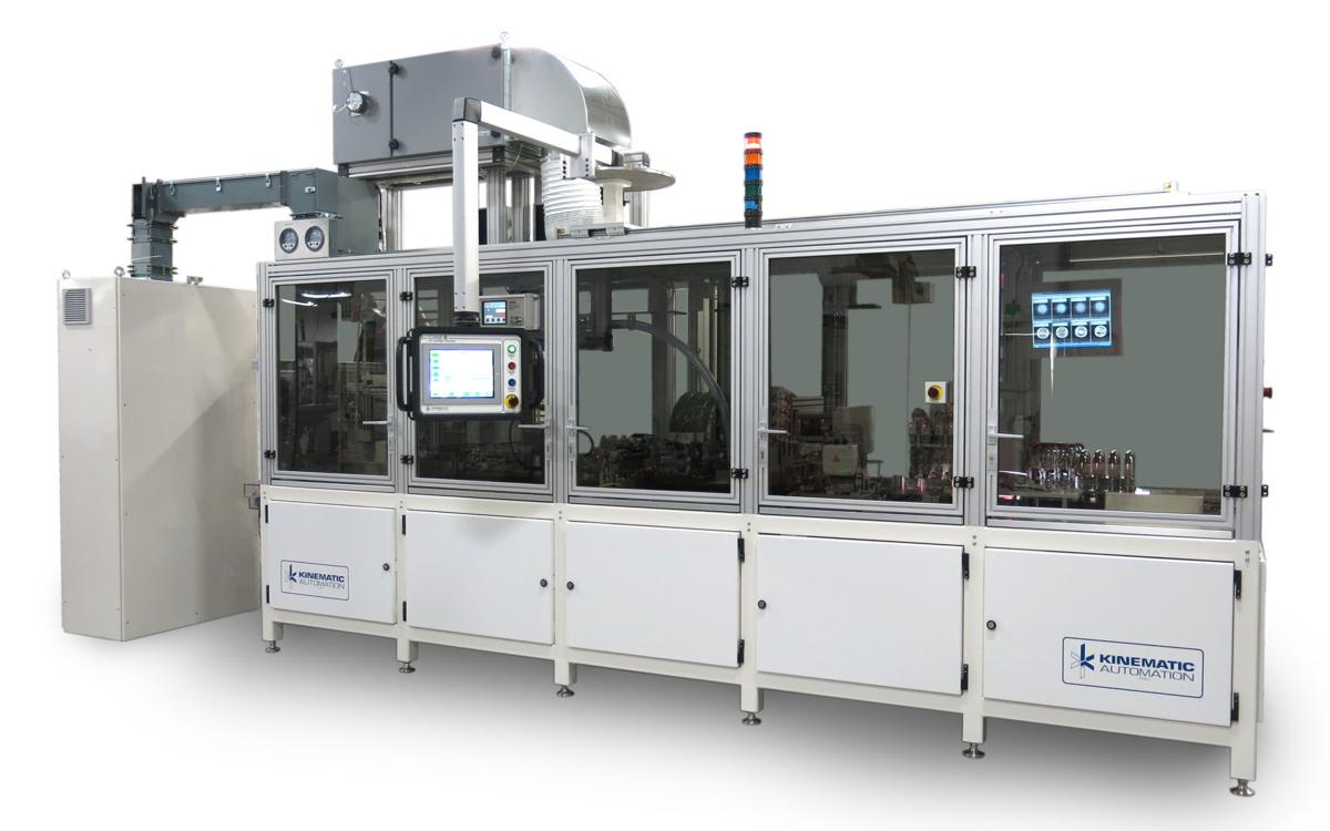 CAM Machine by Kinematic Automation