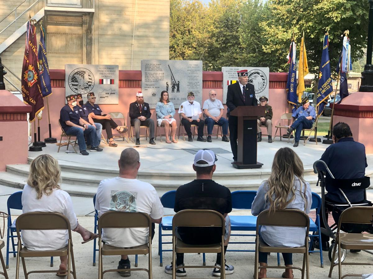 9/11 Memorial dedication