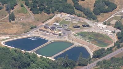 Sonora Regional Wastewater Treatment Plant
