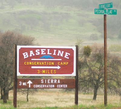 Baseline Conservation Camp