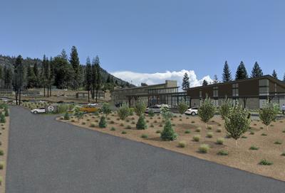 Terra Vi Lodge