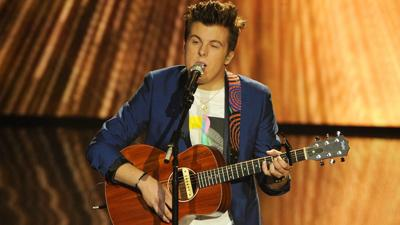 Mont Vernon's Alex Preston reaches 'American Idol' top 3; will visit hometown and UNH this weekend