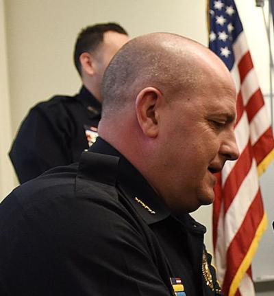 Deputy Chief Ryan Grant