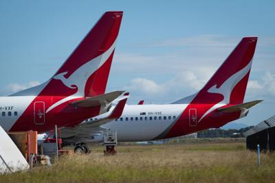 Airlines turn to cargo to keep revenue aloft