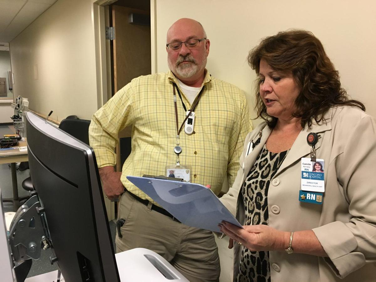 NH hospitals work to get mentally ill out of chaos of ER