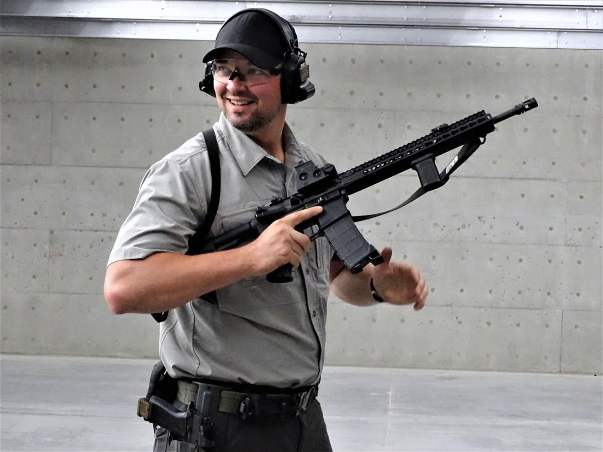 New public gun range and store in Dover pulling in customers