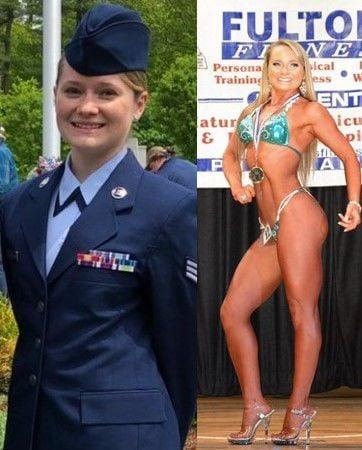 Elise Maclaughlin bikini body builder