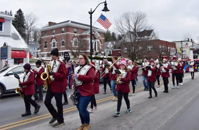 Littleton parade