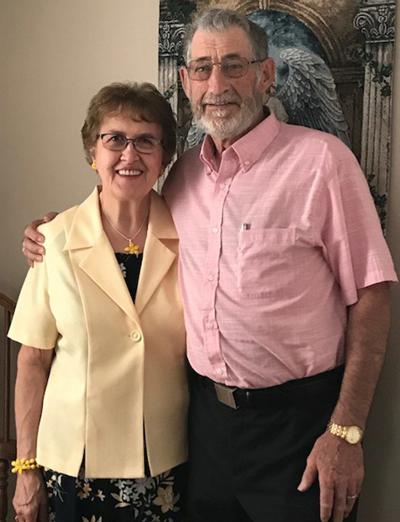 50th anniversary: Mr. & Mrs. Goupil