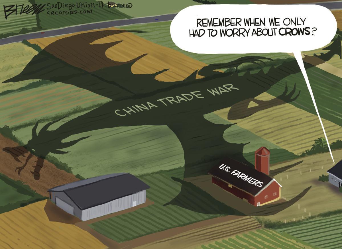 Crow Graves Game Farm