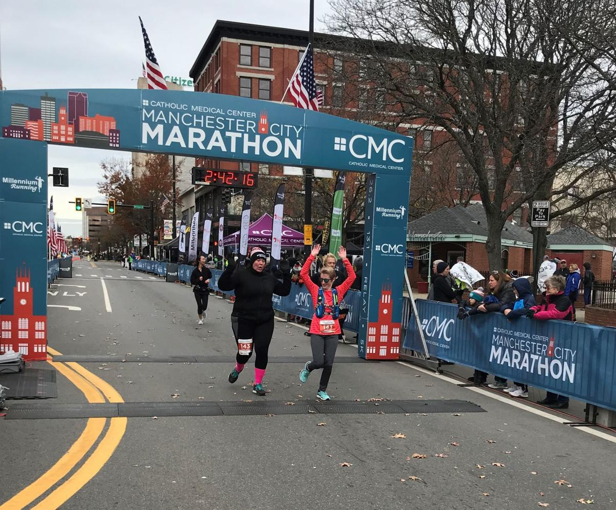 First-time winners top podium at Manchester City Marathon