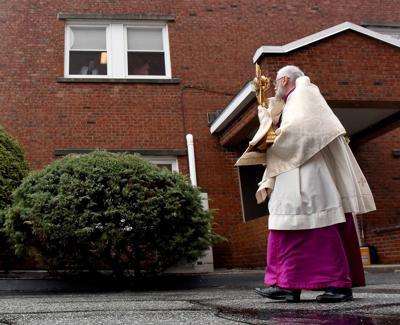 Roman Catholic Bishop Peter Libasci