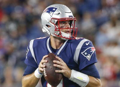NFL: Preseason-Carolina Panthers at New England Patriots