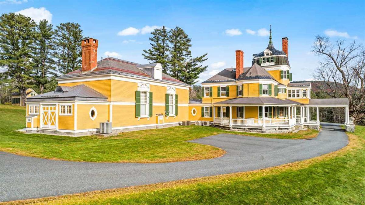 Ruger mansions sold