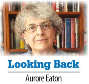 Looking Back with Aurore Eaton sig