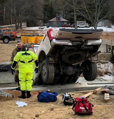Wolfeboro bridge accident