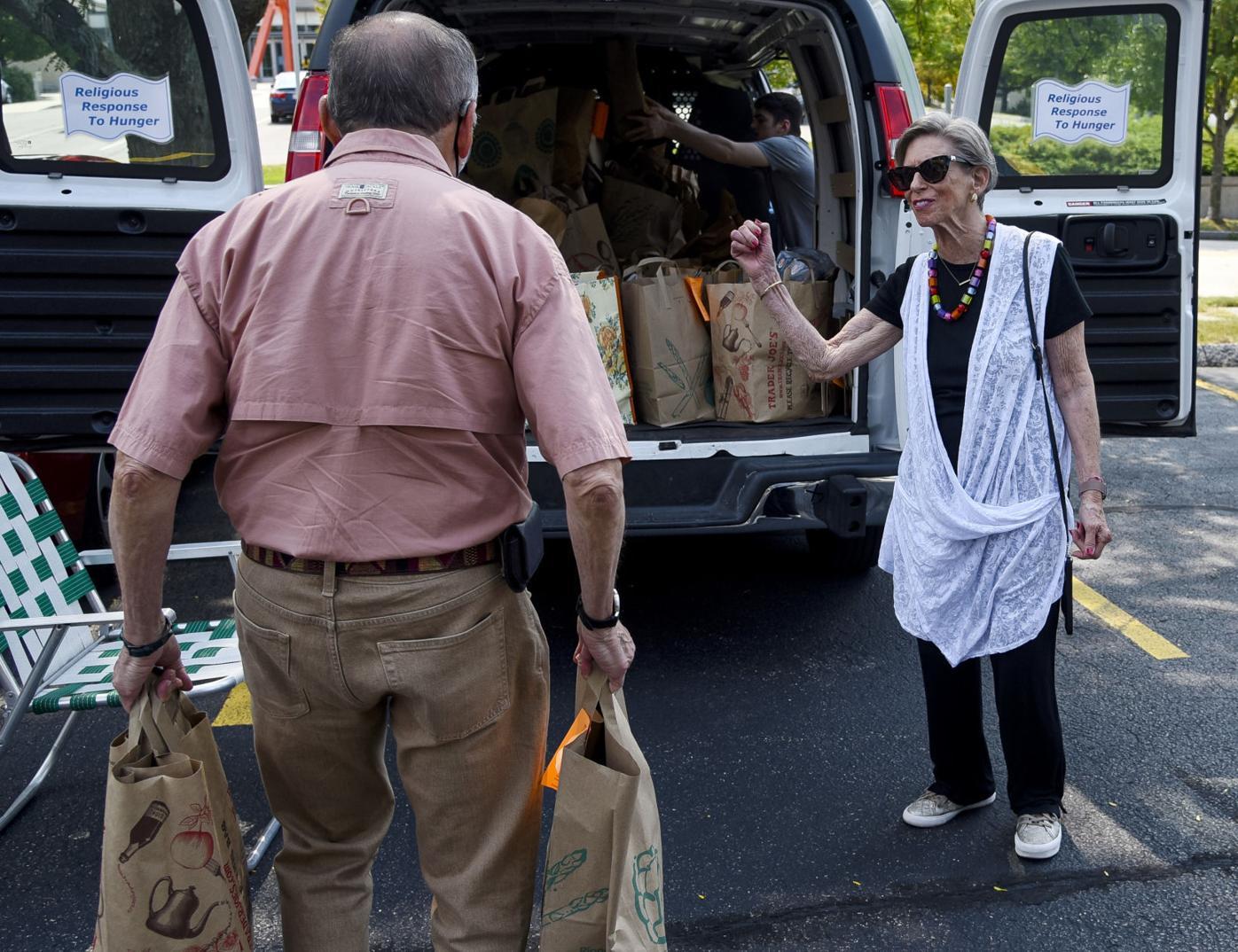 Temple Adath Yeshurun welcomes food donations
